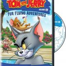 Tom and Jerry: Fur Flying Adventures, Vol. 1 (DVD) dv003