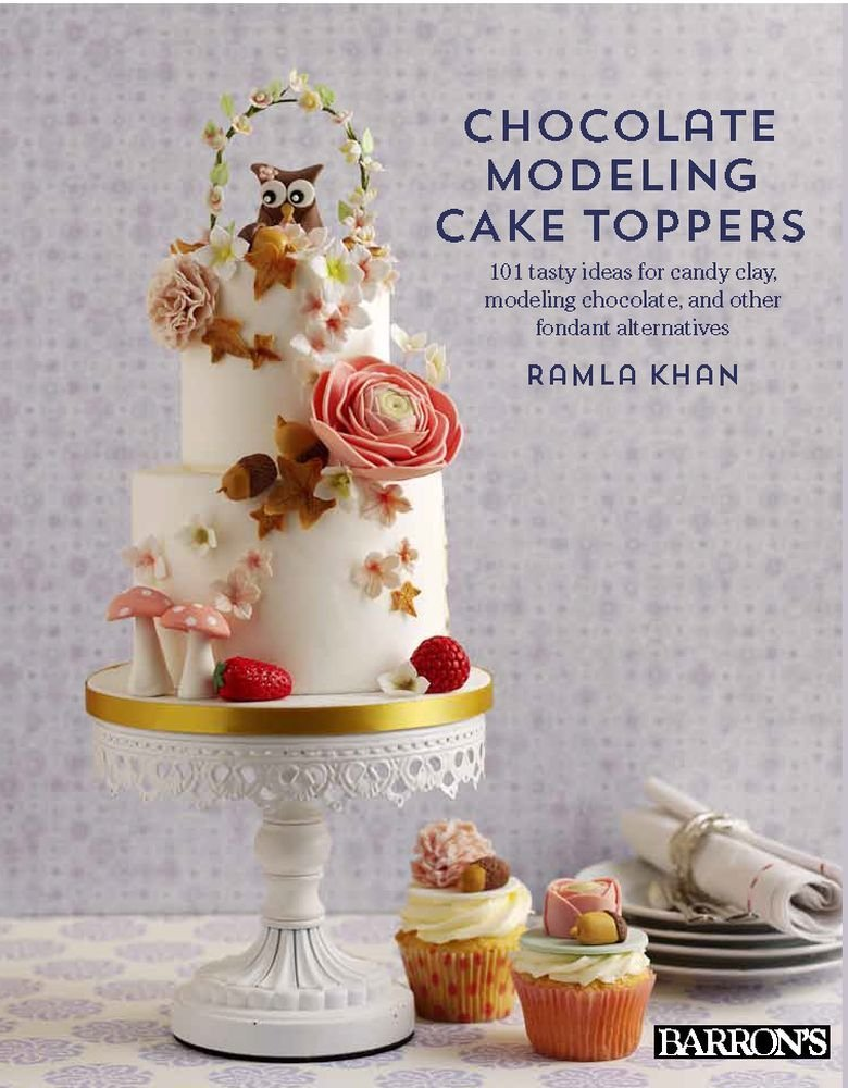 Chocolate Modeling Cake Toppers