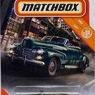 Matchbox '41 Cadillac Series 62 Convertible Coupe