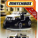 Matchbox '76 International Scout 4 X 4 MBX Rescue Diecast Vehicle 1:64 Scale