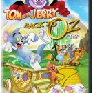 Tom and Jerry Back to Oz (DVD) dv004