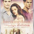 The Twilight Saga: Breaking Dawn - Part 1 (DVD) dv004