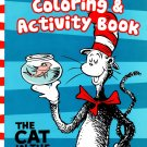 Dr. Seuss Coloring & Activity Book - The Cat in the Hat