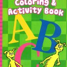 Dr. Seuss Coloring & Activity Book - A.B.C.
