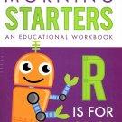 PRE-K Morning Starters Educational Workbooks - v4