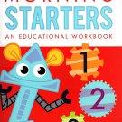 Kindergarten - Morning Starters Educational Workbooks -v4