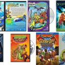Cartoon collection - Scooby-Doo DVD  - (SET of 7)