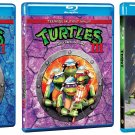 Cartoon collection - Teenage Mutant Ninja Turtles DVD  - (SET of 3)