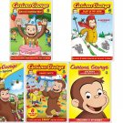 Cartoon collection - Curious George DVD - (SET of 8)