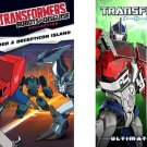 Cartoon collection - Transformers DVD - (SET of 2)