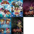 Cartoon collection - Yu-Gi-Oh DVD - (SET of 5)