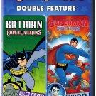 DC Super Villains: Batman Killer Croc / Superman Bizarro (DBFE)  (DVD) dv004