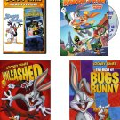 Cartoon collection - Looney Tunes DVD  - (SET of 4)