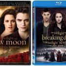 Cartoon collection - The Twilight Saga (DVD) - (Set of 2)