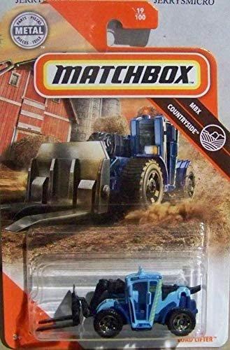 Matchbox Load Lifter Blue