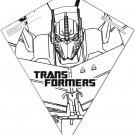 Color Me Kite 26-inches Tyvek Diamond Kite: Transformers