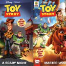 Disney Toy Story - Master Woody - A Scary Night - Comics Books - Issue 1 & 2 (Set of 2 Books)