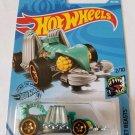 Hot Wheels 2019 Street Beasts - Eevil Weevil, Teal 169/250