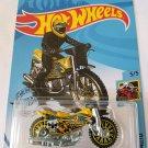 Hot Wheels 2019 Hw Moto - Tred Shredder, Yellow 38/250