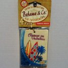 Bahama & Co. Air Fresheners 4pk (Tropical Breeze)