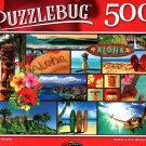 Hawaiian Paradise - 500 Pieces Jigsaw Puzzle