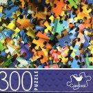 Puzzle Pieces - 300 Piece Jigsaw Puzzle