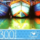 Fishing Boats - 300 Piece Jigsaw Puzzle