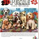 Who Dunit - Super 3D 50 Pieces Jigsaw Puzzle