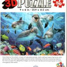 Dolphin Delight - Super 3D 50 Pieces Jigsaw Puzzle