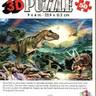 Tyrannosaurus - Super 3D 50 Pieces Jigsaw Puzzle