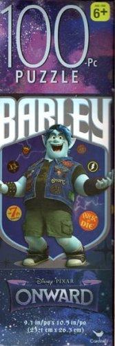 Disney Pixar Onward - Barley - 100 Pieces Jigsaw Puzzle