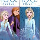 Disney Frozen 2 - 100 Pieces Jigsaw Puzzle (Set of 2) - v1