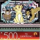 Disney The Lion King - 500 Piece Jigsaw Puzzle