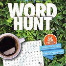 Large Print Word Hunt - All New Puzzles - Sharpen Your Memory, Boost Your Brain - Vol. 7