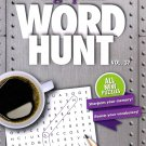 Large Print Word Hunt - All New Puzzles - Sharpen Your Memory, Boost Your Brain - Vol. 37