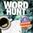 Large Print Word Hunt - All New Puzzles - Sharpen Your Memory, Boost Your Brain - Vol. 39