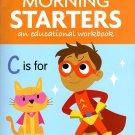 PRE-K - Morning Starters Educational Workbooks