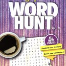 Large Print Word Hunt - All New Puzzles - Sharpen Your Memory, Boost Your Brain - Vol. 77