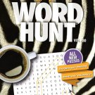 Large Print Word Hunt - All New Puzzles - Sharpen Your Memory, Boost Your Brain - Vol. 80