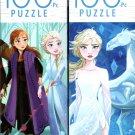 Disney Frozen II -  100 Piece Jigsaw Puzzle - v1 (Set of 2)