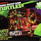 Nickelodeon Teenage Mutant Ninja Turtles  - 48 Piece Jigsaw Puzzle