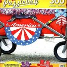 Parade Wagon - 300 Pieces Jigsaw Puzzle