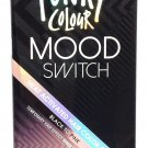 Punky Colour Black to Pink Mood Switch Heat Activated Hair Color Change, Temporary Hair Effect
