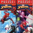 Marvel Spider-Man - 48 Pieces Jigsaw Puzzle - (Set of 2)