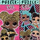 LoL Surprise - 48 - 24 Pieces Jigsaw Puzzle - (Set of 2)