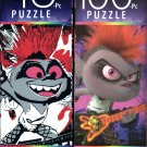 DreamWorks Trolls -  48 -100 Pieces Jigsaw Puzzle - (Set of 2)