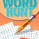 Word Hunt - All New Puzzles - (Pocket Size) - Vol. 49