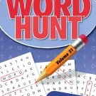Word Hunt - All New Puzzles - (Pocket Size) - Vol. 51