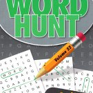 Word Hunt - All New Puzzles - (Pocket Size) - Vol. 52