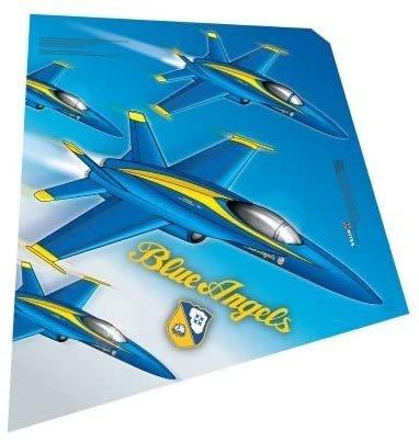 X-Kites SkyDiamond Blue Angels 23 Inch Poly Diamond Kite